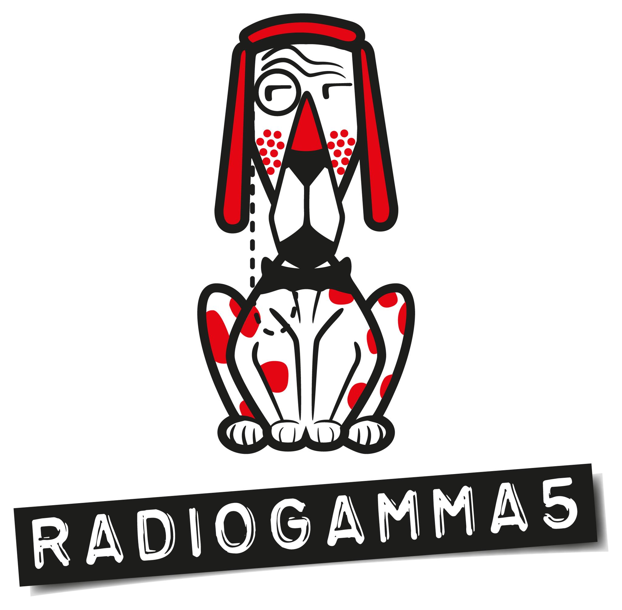 LOGO RADIO GAMMA 5
