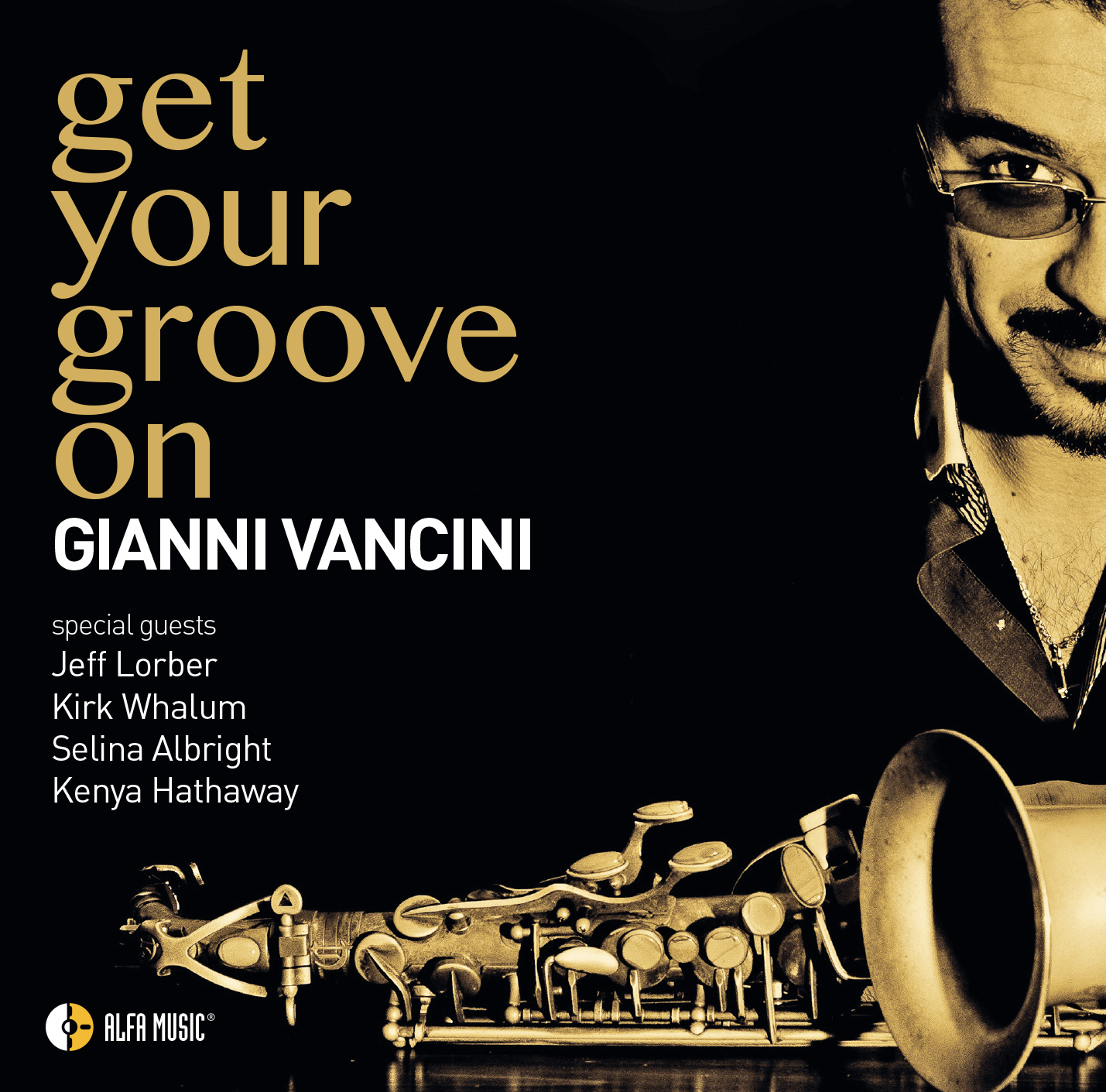 Cover get your groove on_G. Vancini