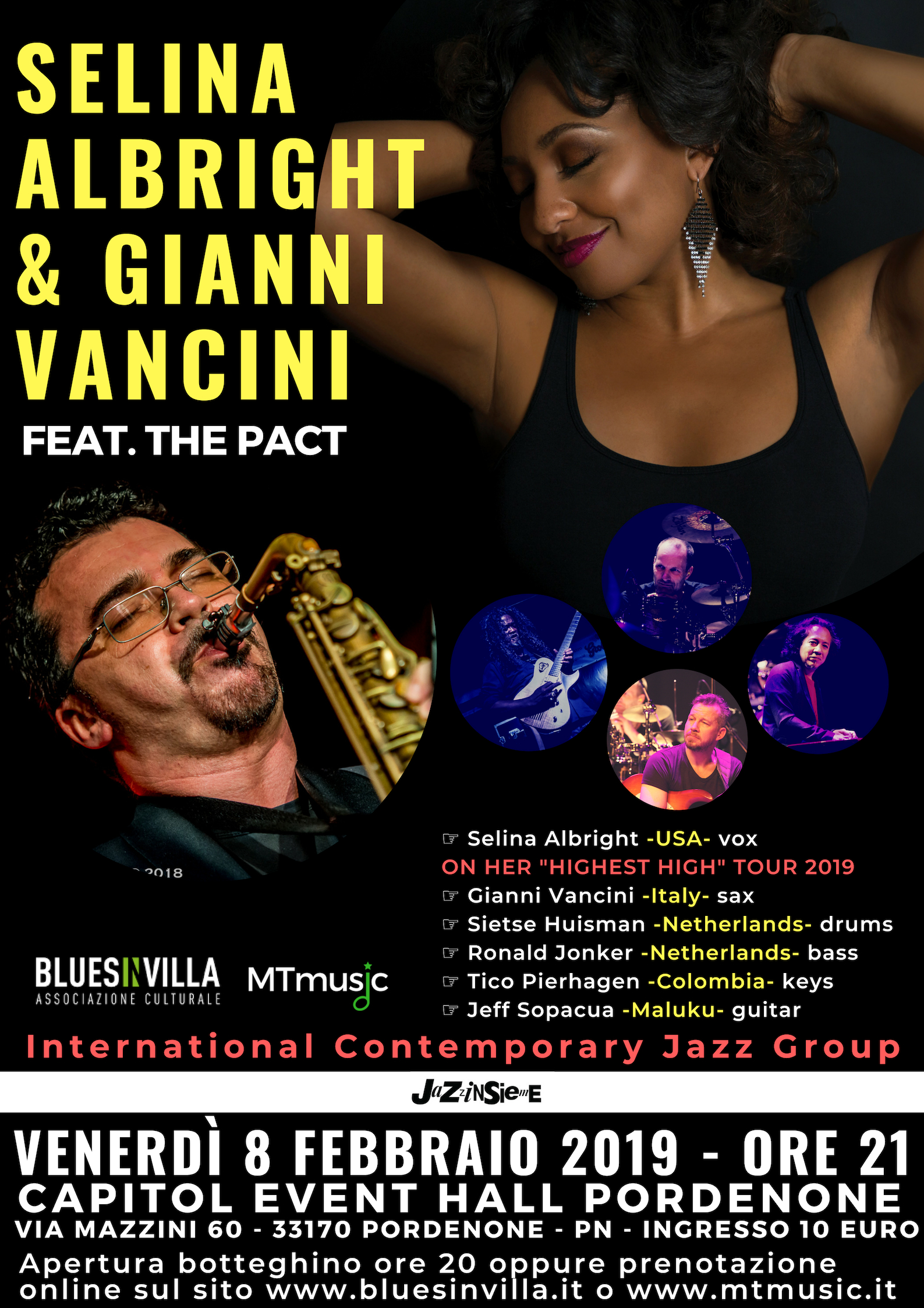 Selina albright& gianni vancini group OKOK